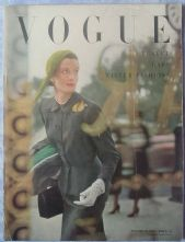 Vogue Magazine - 1949 - November